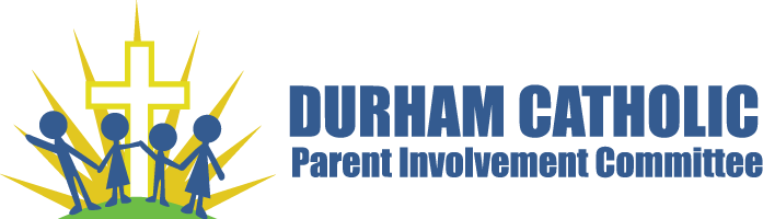 Durham Catholic Parent Involvement Committee Logo